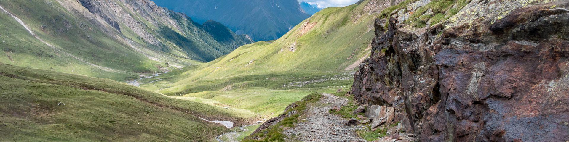 Mountainbike Touren über die Alpen
